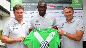 Wolfsburg sign Joshua Guilavogui