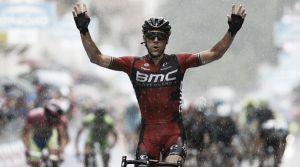Giro d'Italia, dodicesima tappa: vince Gilbert, Contador guadagna sui rivali