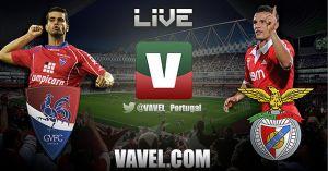 Gil Vicente vs Benfica en vivo y en directo online