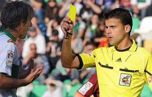 Gil Manzano será el árbitro del Elche - Levante