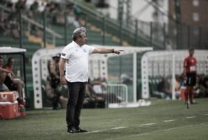 """Gilson Kleina elogia atuação da Chapecoense e destaca: """"Uma vitória do grupo"""""""