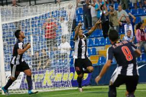 U.D. Almería - Hércules: Mandiá, en busca un buen resultado