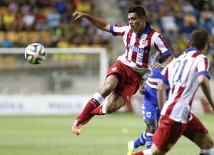 Atletico Madrid vs Villarreal: Atleti look to go level with Barca in second