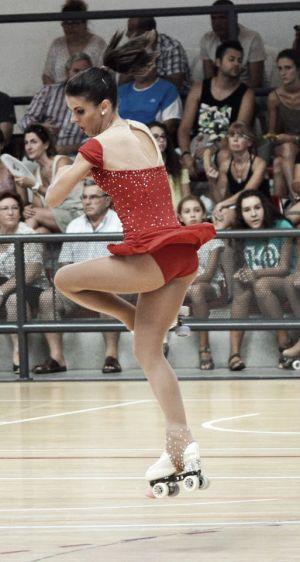 Mónica Gimeno, campeona de España por unanimidad