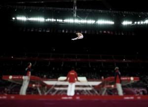 Gimnasia en trampolín Río 2016: coto privado de China