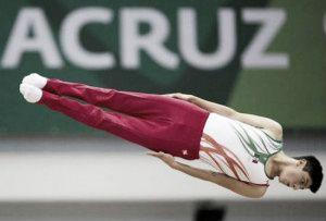 Gimnastas mexicanos van por pase para Panamericanos y Campeonato Mundial