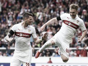 VfB Stuttgart 2-2 SC Freiburg: Petersen saves Freiburg with second-half brace