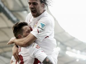 VfB Stuttgart 3-1 Eintracht Frankfurt: Ginczek give hosts hope of avoiding the drop