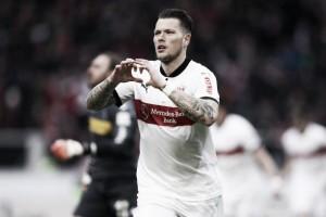 Stuttgart supera Borussia Mönchengladbach e se afasta da zona de rebaixamento