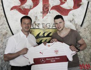 Ginczek, nuevo delantero del Stuttgart