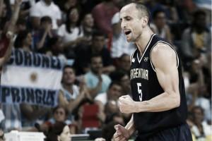 Argentina se hace grande en su debut en los Juegos Olímpicos
