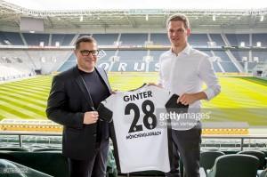 Borussia Dortmund defender Matthias Ginter completes transfer to Borussia Mönchengladbach