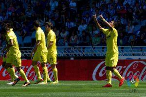 Real Sociedad - Villarreal: puntuaciones del Villarreal, jornada 38