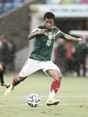 Giovani dos Santos se acerca al L.A. Galaxy de la MLS