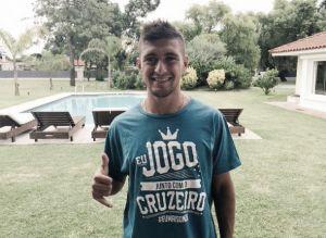 Giorgian de Arrascaeta, nuevo jugador del Cruzeiro