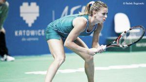 WTA Katowice, Giorgi in finale