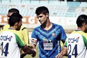Giovanny Romero se apuntó al Deportivo Táchira