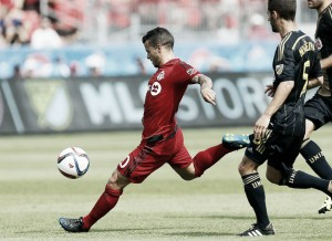Score Philadelphia Union vs Toronto FC in 2016 MLS (1-3)