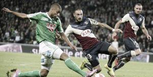 Carrasso priva del liderato al Saint-Étienne