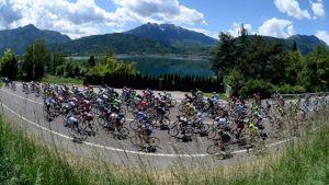 Resultado de la etapa 10 del Giro de Italia 2015