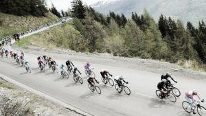 Intrépida primera semana de Giro