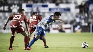 El Sabadell tropieza con la efectividad