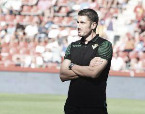 """Velázquez:""""El equipo tiene que ser más sólido y no conceder tanto"""""""