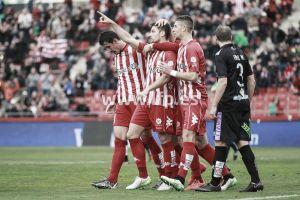 Girona FC - CD Numancia: el renacer de Montilivi