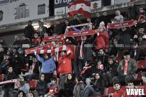 Fotogalería: el Girona FC - CD Lugo, en imágenes