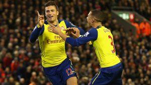 West Ham se relance par un carton, Arsenal se paie Manchester City à l'Etihad Stadium