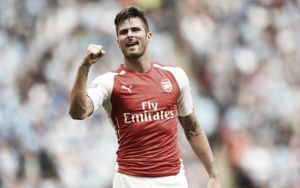 Opinion: Olivier Giroud is vital for Arsenal