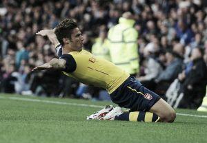 El Arsenal rescata un valioso punto en los últimos minutos