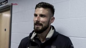 """Giroud: """"Mantuve la fe y sabía que iba a volver"""""""