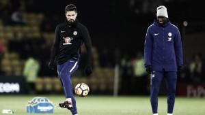 """Giroud: """"Quería quedarme en el Arsenal, pero el entrenador quería otro delantero"""""""