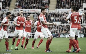 Newcastle 1-2 Arsenal: Five things we learned