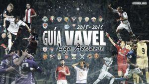 Guía VAVEL de la Liga Adelante 2015/2016