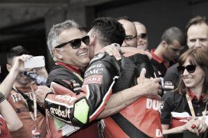 """Davide Giugliano: """"Es un podio muy importante para mí"""""""