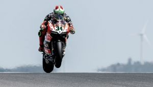 "Davide Giugliano: ""Estoy seguro de poder completar dos buenas carreras"""