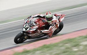 """Davide Giugliano: """"Tenemos una buena moto"""""""