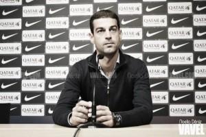 """Gerard López: """"Doy por bueno el empate"""""""
