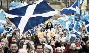 "Glasgow vote ""Yes"" in Scottish Referendum"