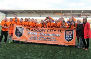 Glasgow City make Scottish history