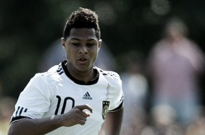 Serge Gnabry off to Rio to seek Gold