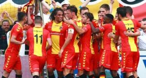 Playouts Eredivisie: cadono le grandi e sogna l'Eagles