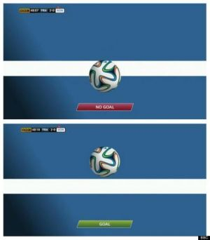 "La ""goal line technology"" adoptée"