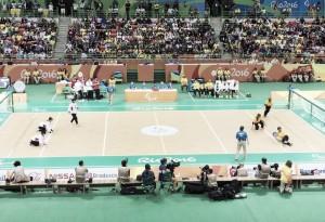 Defesa japonesa para seleção feminina de goalball e Brasil perde sua primeira partida na Paralimpíada