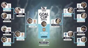 Ángel Di María se lleva el mejor gol de la temporada en la Premier League