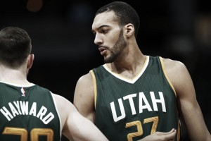 La maldición de Salt Lake City: Rudy Gobert, el eje central