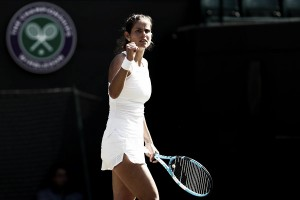 Wimbledon: Julia Goerges reaches maiden Major semifinal with win over Kiki Bertens