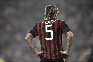 Milan, infortunio Mexes, dieci giorni di stop?